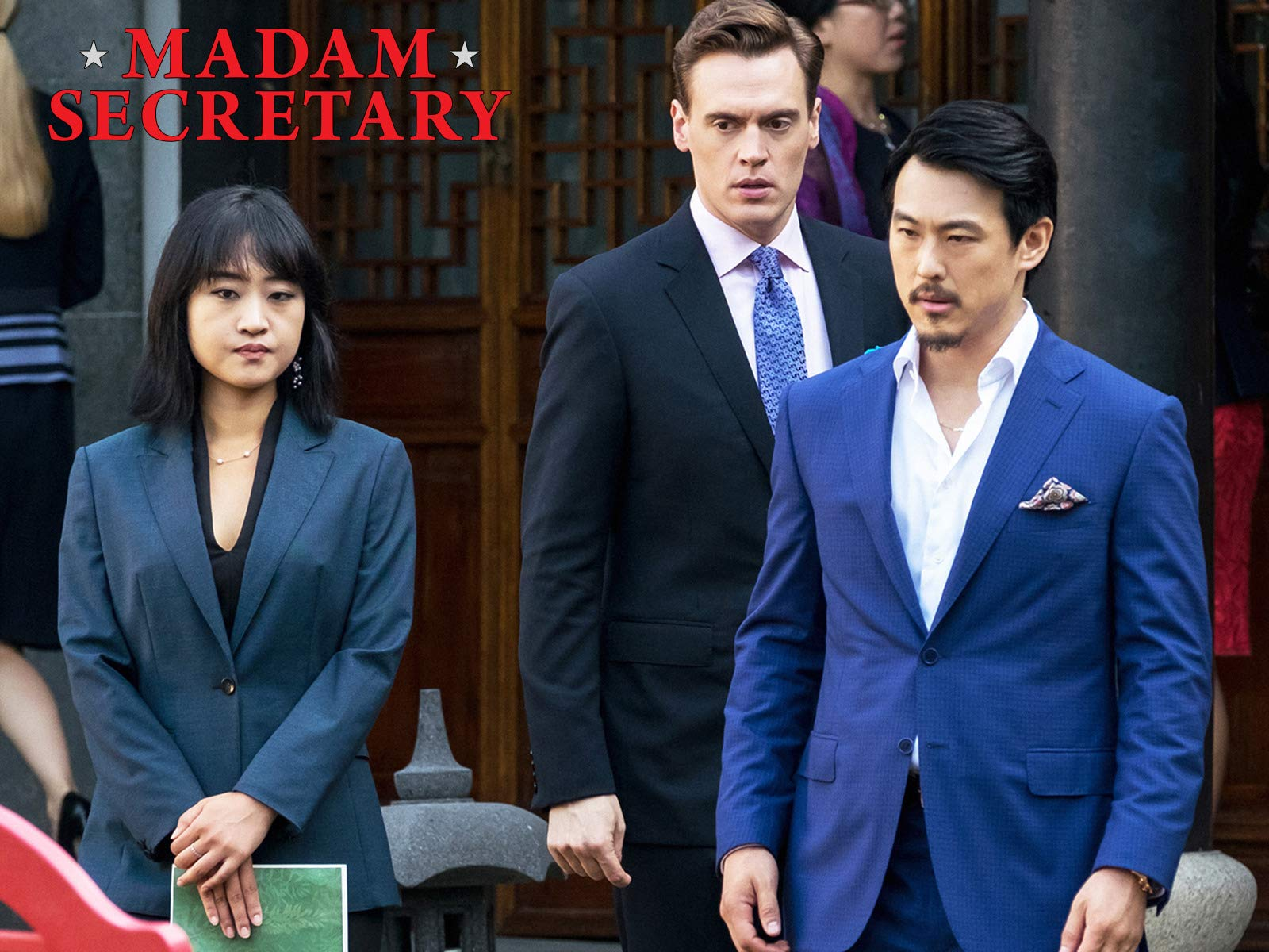 Amazoncom Watch Madam Secretary Season 5 Prime Video