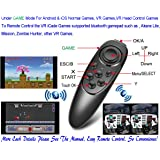 VR Remote Controller Gamepad Bluetooth Control VR Video, Film, Game, Selfie, Flip E-book/PPT/Nook page, Mouse, in Virtual Reality Headset 3D Glasses PC Tablet laptop Samsung Gear VR iPhone Smart Phone