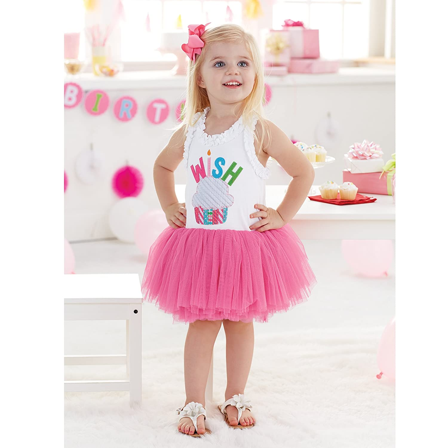 Amazon Mud Pie Baby Toddler Girls Birthday Tutu Dress Clothing