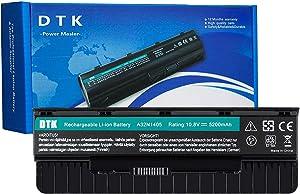 DTK Laptop Battery for AUSU A32N1405 ASUS N551 N551JX N551JK N551JM, ROG G551 G551J G551JK G551JW G551V G771 G771JM GL551 GL551J GL771 GL771J Notebook 10.8V 5200mAh 6 Cells