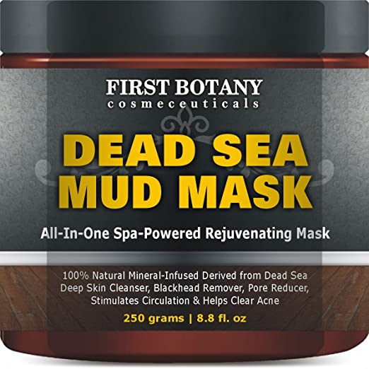 First Botany Dead Sea Mud Mask