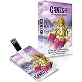Music Card: Ganesh - 320 kbps MP3 Audio (4 GB)