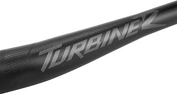 RACE FACE TURBINE R Riser Clamp 35mm- 20mm- Rise longueur 800 mm rouge guidon