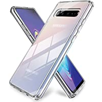ProCase Galaxy S10 5G Case Clear, Slim Hybrid Crystal Clear Cover Protective Case for Galaxy S10 5G 6.7 Inch 2019…