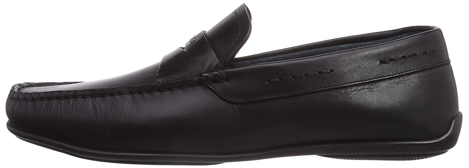 Strellson Dustin Mocassin II - Mocasines Hombre, color negro (900), talla 47 EU (12 UK): Amazon.es: Zapatos y complementos