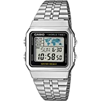 Casio Collection Unisex Adults Watch A500WEA-1EF