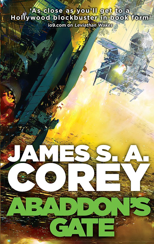 Abaddon's Gate: Book 3 of the Expanse (now a major TV series on Netflix) (Inglese) Copertina flessibile – 6 mar 2014 James S. A. Corey Orbit 1841499935 Science fiction