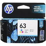 HP 63 インクカートリッジ カラー