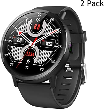 QKa Smart Watch Android 7.1 Sistema 4G LTE 1GB + 16GB 8MP Cámara ...