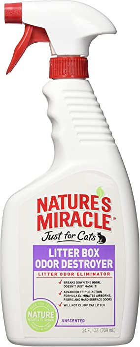 Top 10 Nature's Miracle Odor Unscented
