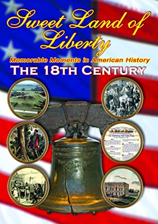 Amazon.com: History of America in the 18th Century - Sweet Land of ...