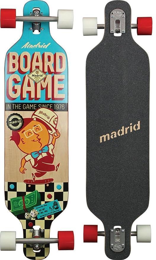 Madrid Longboard Complete Dream 9.625