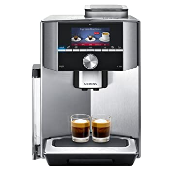 Amazon De Siemens Ti915531de Eq 9 S500 Kaffeevollautomat 1500 Watt