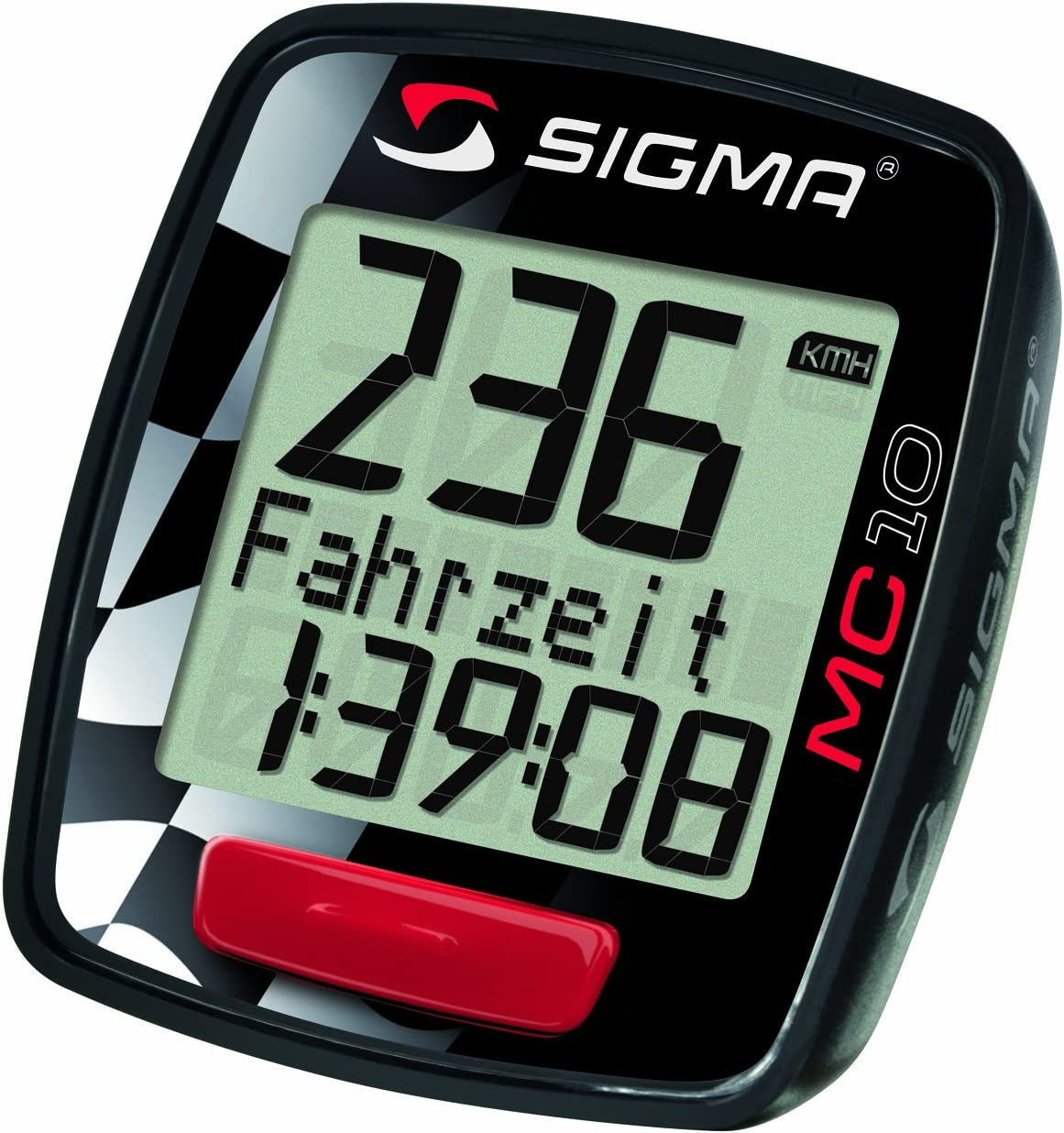 01013 Sigma Sport Motor Bicycle Computer MC 10/Moto