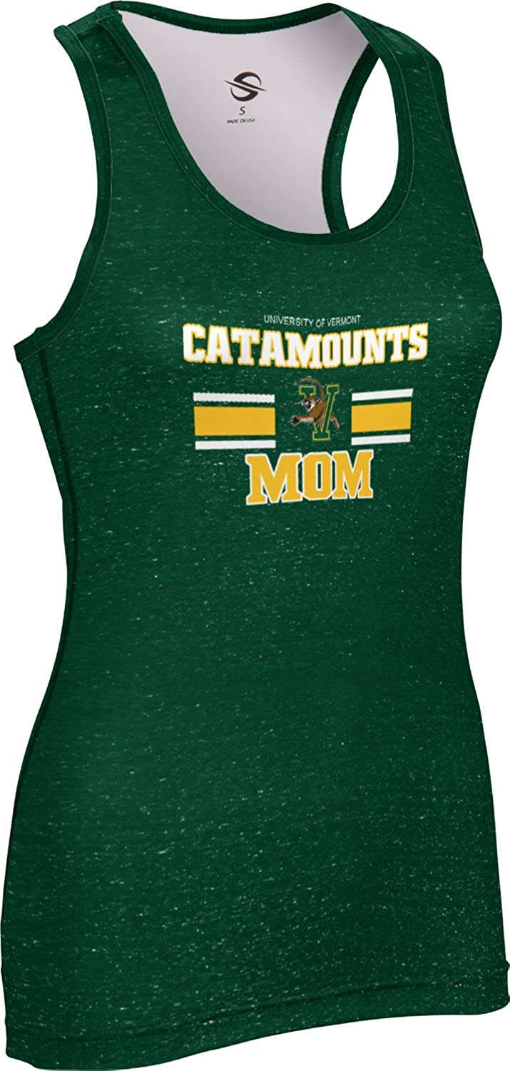 Heather ProSphere University of Vermont Mothers Day Womens Tank Top