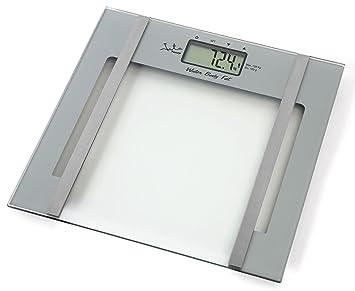Jata Hogar 529 - Báscula electrónica anlalizador grasa/agua, 150 kg: Amazon.es: Salud y cuidado personal