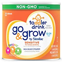 Go & Grow by Similac, Non-GMO Milk Based Toddler Drink Review