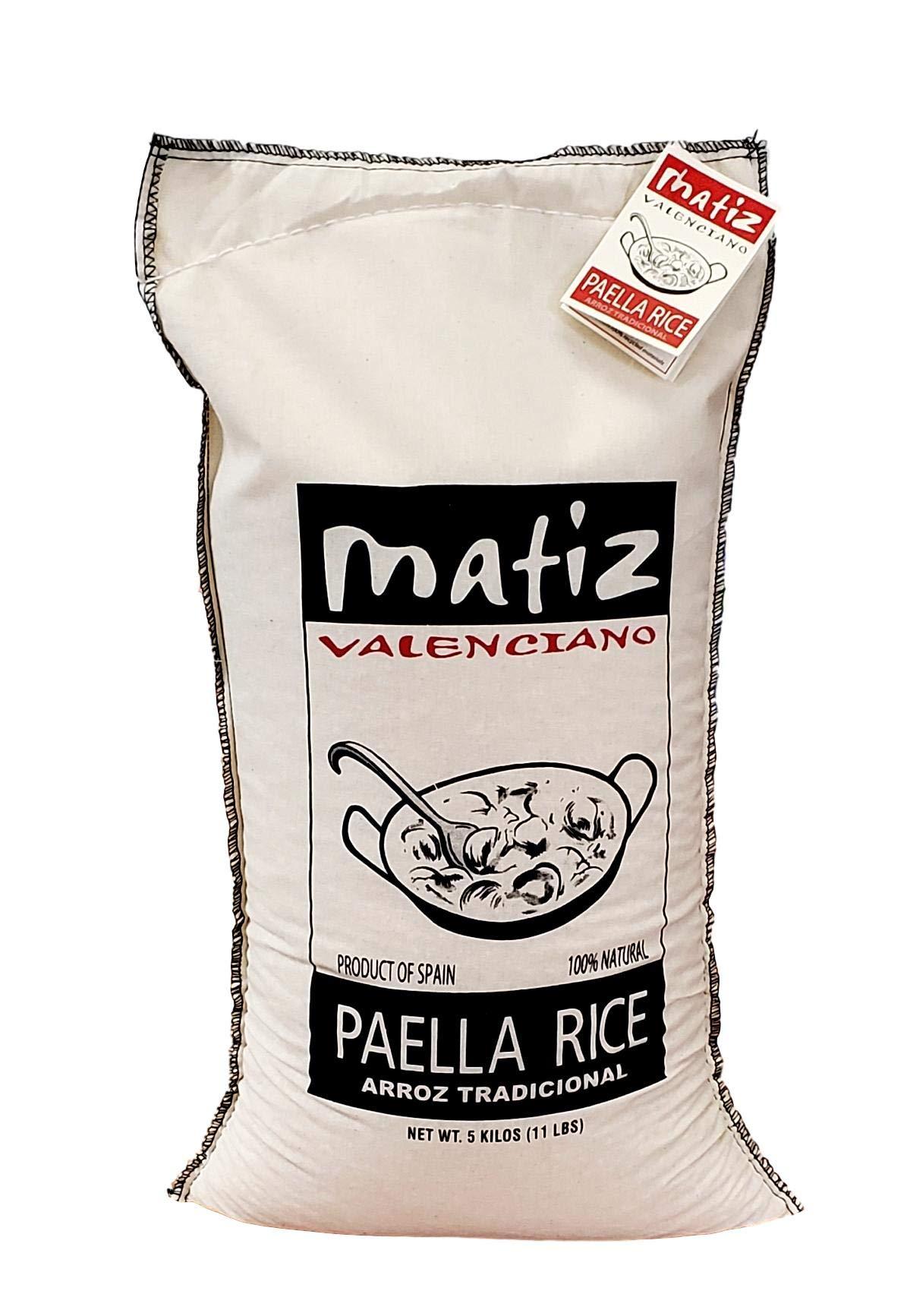 Matiz Valenciano Paella Rice 11 pounds