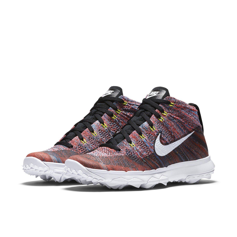 160368a9f1d4 Nike Women s s WMNS Nk Flyknit Chukka Golf Shoes  Amazon.co.uk  Shoes   Bags
