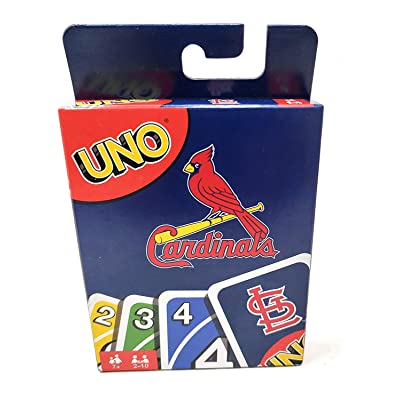 UNO Saint Louis Cardinals: Toys & Games