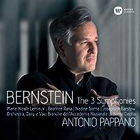 Bernstein : les 3 Symphonies