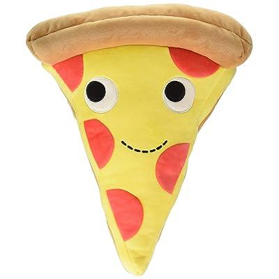 """Yummy World Cheezey Pie Pizza Slice 10"""" Designer Plush by Kidrobot: Toys & Games"""