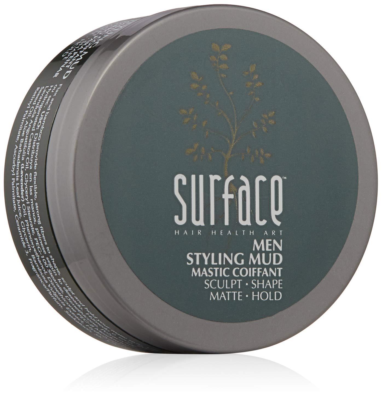 Surface Hair Men Styling Mud, 2.25 oz.