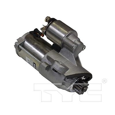 TYC 1-06692 New Starter: Automotive