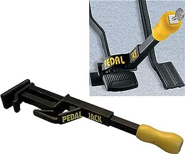 Unelko Anti-Theft Device Pedal Jack Brake Lock Security System