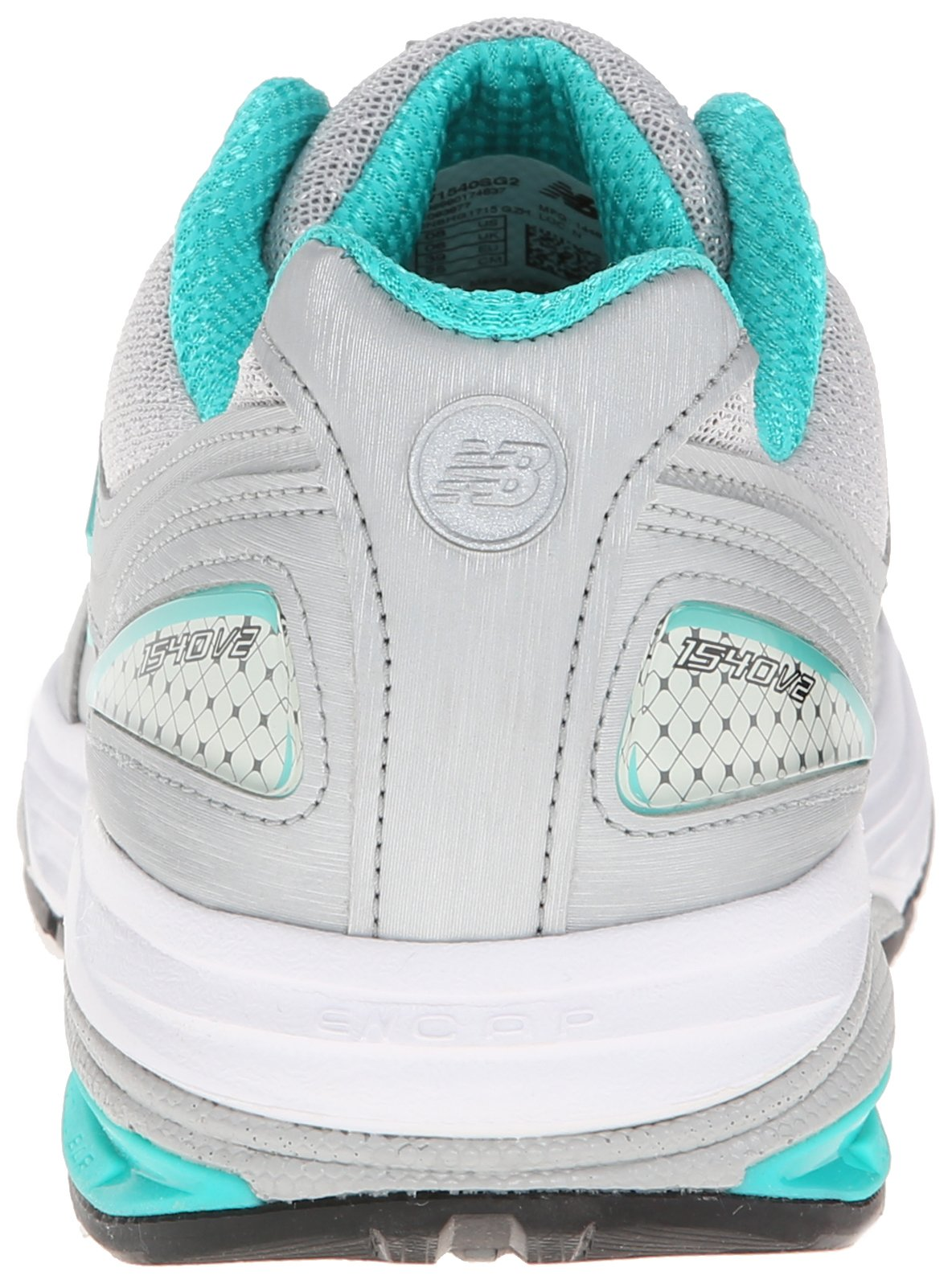 New Balance Women's W1540V2 Running Shoe Running Shoe,Silver/Grey,7 D US by New Balance (Image #2)