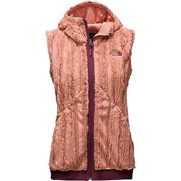 8a995578040d The North Face Furlander Vest Women Small Rose Dawn Deep Garnet Red