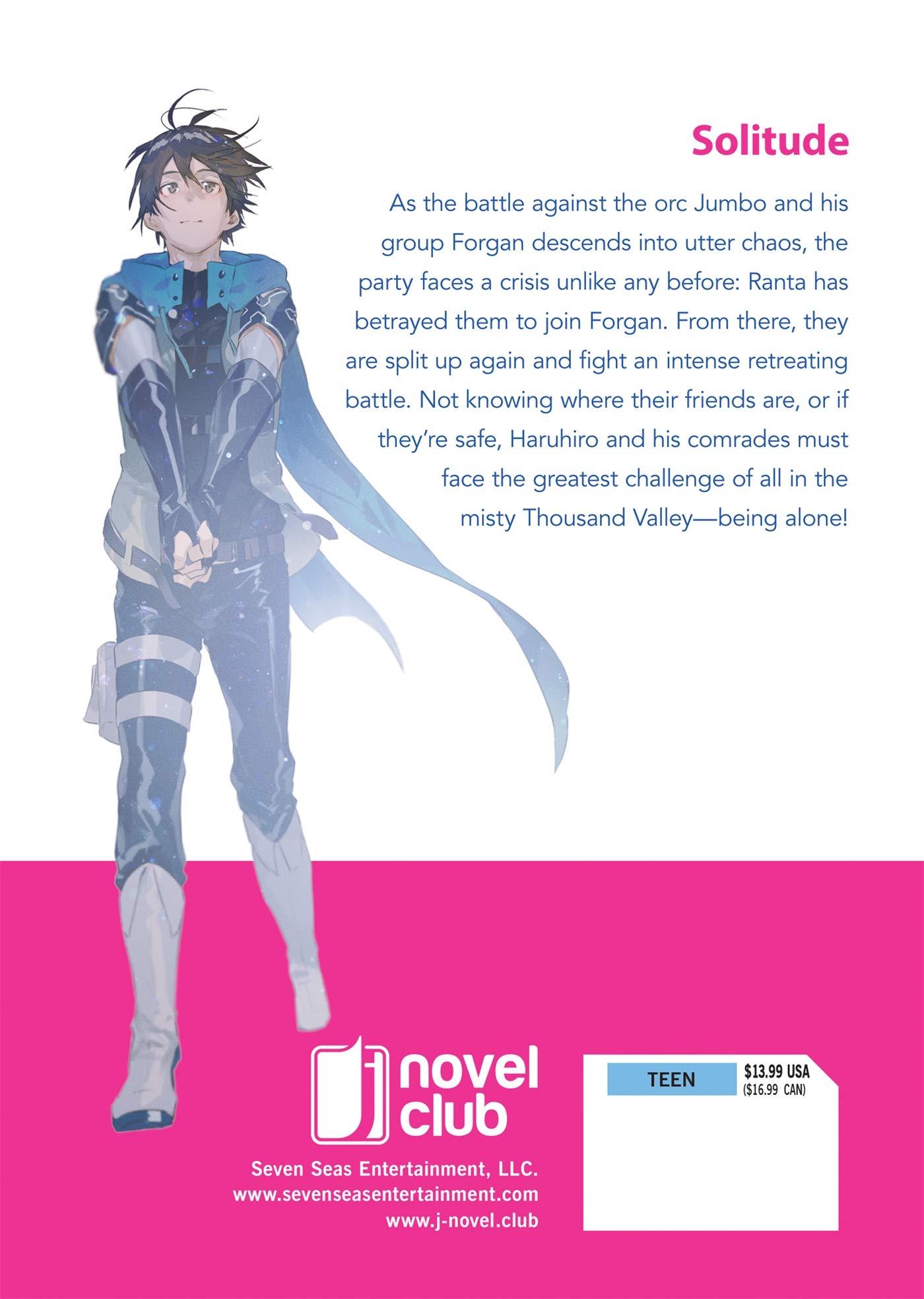 Amazon com: Grimgar of Fantasy and Ash (Light Novel) Vol  9
