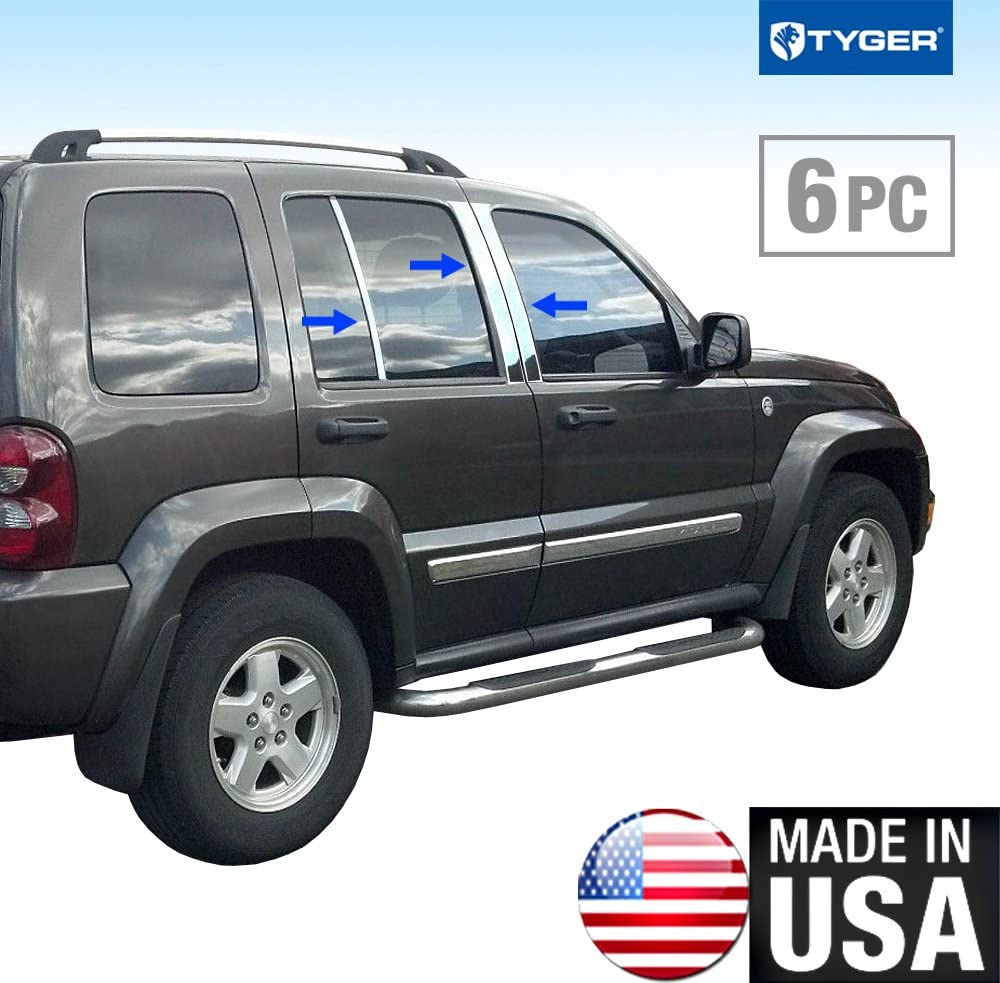 Replacement Parts Drivers Side 2002-2007 Jeep Liberty 4dr Outer ...