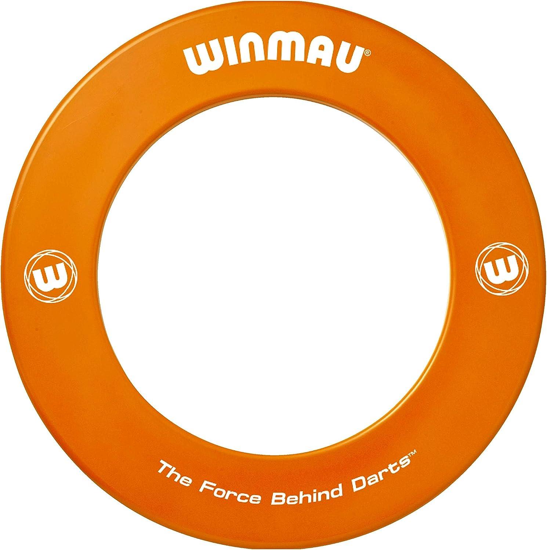 Blue WINMAU Dartboard Surround Black Red Green White Orange 2017