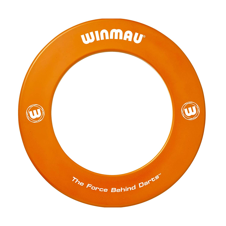 WINMAU ORANGE DARTBOARD SURROUND RUBBER RING