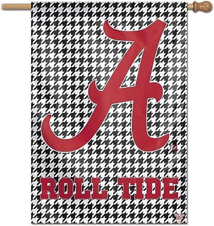 WinCraft University of Alabama Houndstooth 3x5 College Flag