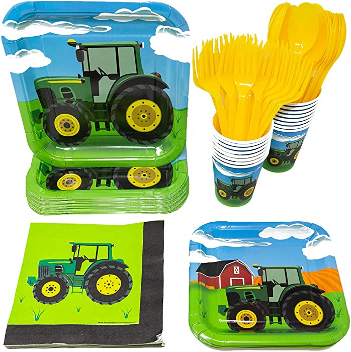 Top 10 Tractor Party Decor