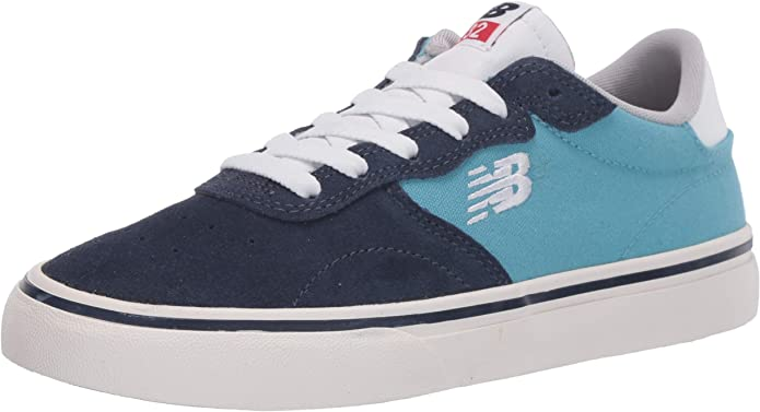 New Balance All Coasts AM232 Sneakers Skateschuhe Damen Herren Unisex Hellblau/Dunkelblau