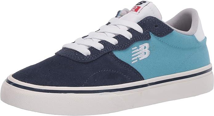 New Balance All Coasts AM232 Sneakers Skateschuhe Damen Herren Unisex Hellblau/Dunkelblau