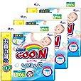 【整箱贩卖】GOO.N大王 维E系列环贴式纸尿裤 S号 (4~8kg) 318片(106 片装×3袋)