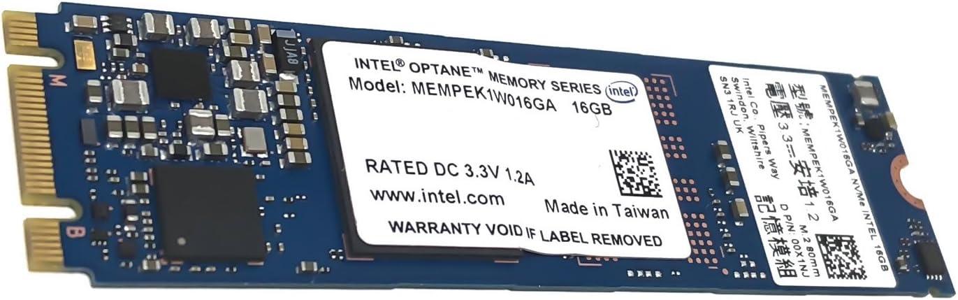 Intel Optane Mempek1w016ga Speichermodul 16gb M 2 80mm Computer Zubehör