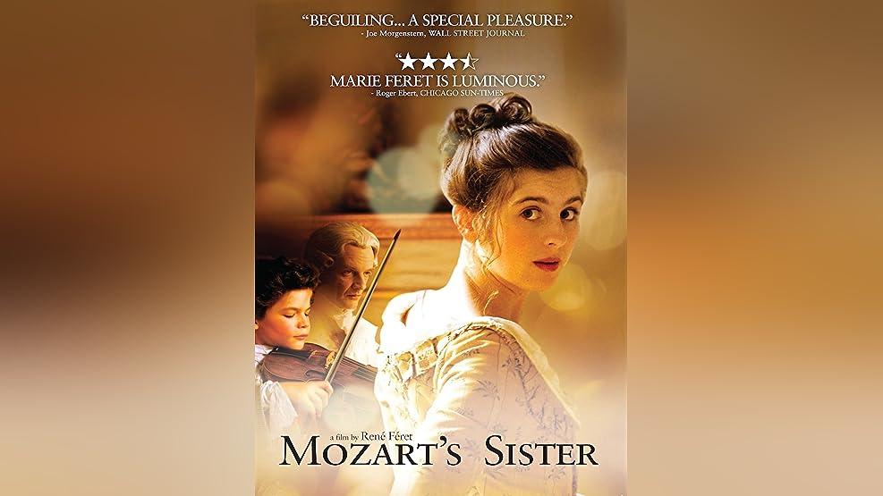 Mozart's Sister (English Subtitled)