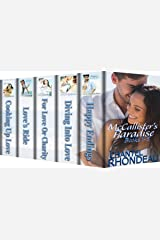 McCallister's Paradise - Complete Series: Books 1 through 5 Kindle Edition