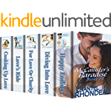 McCallister's Paradise - Complete Series: Books 1 through 5