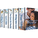McCallister's Paradise - Complete Series: Books 1 through 5 (English Edition)