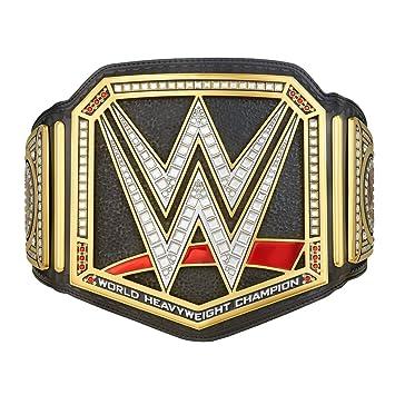2567e8ba4dbc WWE Ceinture souvenir de Champion du monde Poids Lourd  Amazon.fr ...