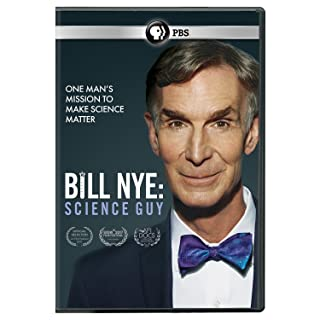 Book Cover: Bill Nye: Science Guy