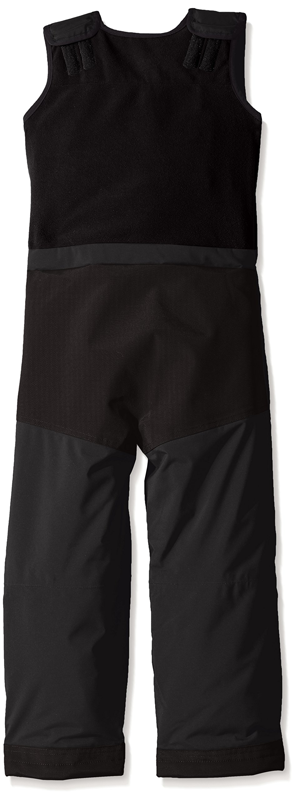 Helly Hansen Kids Powder Bib Pants, Ebony, Size 8 by Helly Hansen (Image #2)