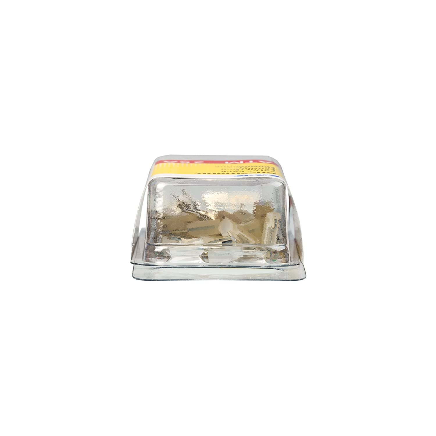 VP//ATM-25-RP Bussmann Clear 25 Amp Fast Acting ATM Mini Fuse, Pack of 25