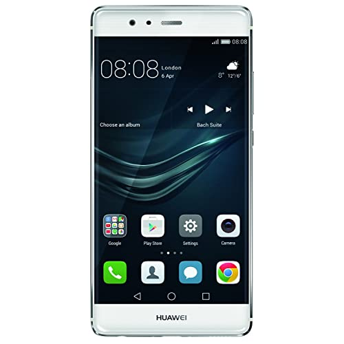 Huawei P9 Smartphone de 5 2 4G 3 GB de RAM Memoria Interna de 32 GB cámara de 12 MP Android 6 0 Color Plata versión de Europa Occidental